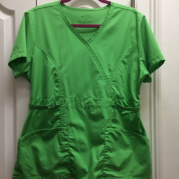 CHEROKEE Other - SCRUB TOP